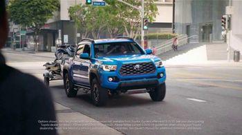 Toyota Ready Set Go! TV Spot, 'Imagine: Downtown' [T1] - Thumbnail 2