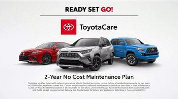 Toyota Ready Set Go! TV Spot, 'Imagine: Downtown' [T1] - Thumbnail 7