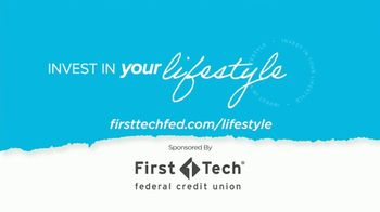 First Tech Federal Credit Union TV Spot, 'Invest in Your Lifestyle: We Cover Everything' - Thumbnail 8