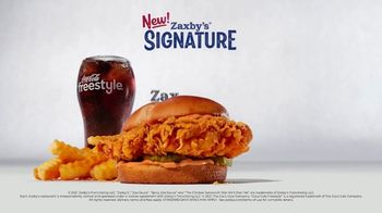 Zaxby's Signature Sandwich Meal TV Spot, 'We're Going Big: Redeem Rewards' - Thumbnail 9