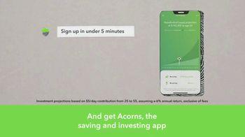 Acorns TV Spot, 'How Easy' - Thumbnail 4