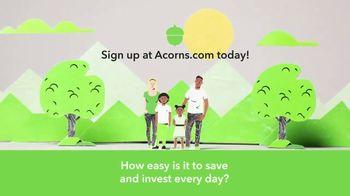 Acorns TV Spot, 'How Easy'