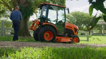 Kubota TV Spot, 'Your Property: Durability and Versatility' - 3 commercial airings