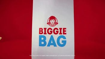 Wendy's $5 Biggie Bag TV Spot, 'Secure the Bag' Song by DJ Khaled, Migos - Thumbnail 10