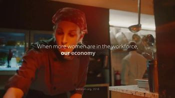 Indeed TV Spot, 'Work Needs Women' Song by MisterWives - Thumbnail 2