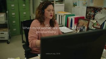 Indeed TV Spot, 'Work Needs Women' Song by MisterWives - Thumbnail 3