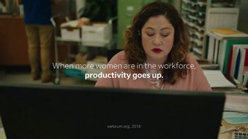 Indeed TV Spot, 'Work Needs Women' Song by MisterWives