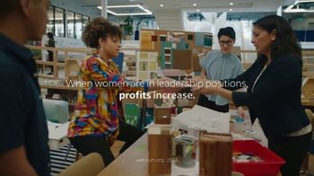 Indeed TV Spot, 'Work Needs Women' Song by MisterWives - Thumbnail 5