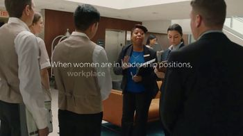 Indeed TV Spot, 'Work Needs Women' Song by MisterWives - Thumbnail 6