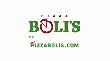 Pizza Boli's TV Spot, 'Aiming to Deliver More' - Thumbnail 10