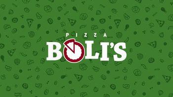 Pizza Boli's TV Spot, 'Aiming to Deliver More' - Thumbnail 9