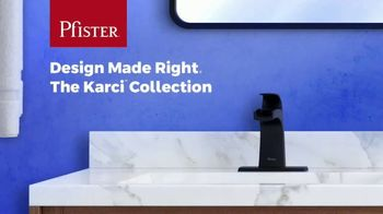 Pfister Faucets Karci Collection TV Spot, 'Let Your Imagination Run Wild' - Thumbnail 9