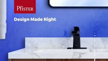 Pfister Faucets Karci Collection TV Spot, 'Let Your Imagination Run Wild' - Thumbnail 8