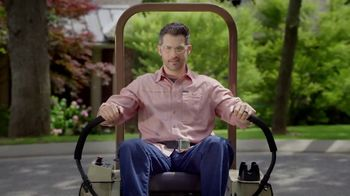 Grasshopper Mowers TV Spot, 'Mow Like a Champion'
