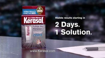 Kerasal Fungal Nail Renewal TV Spot, 'Late Night Show' - Thumbnail 10