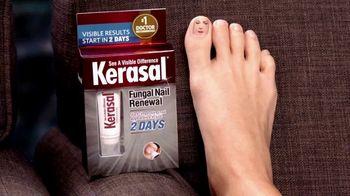 Kerasal Fungal Nail Renewal TV Spot, 'Late Night Show' - Thumbnail 2