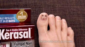 Kerasal Fungal Nail Renewal TV Spot, 'Late Night Show' - Thumbnail 4