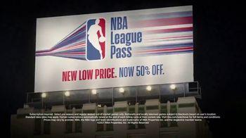 NBA League Pass TV Spot, 'Where Else: 50% Off' - Thumbnail 7