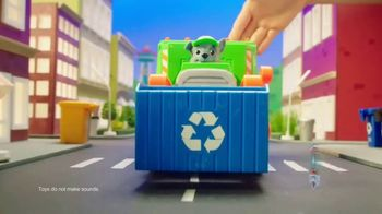 PAW Patrol Rocky Reuse-It Truck TV Spot, 'Transform Tools'