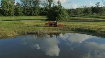 Kubota LX2610SU Tractor Package TV Spot, 'Durability and Versatility' - Thumbnail 3