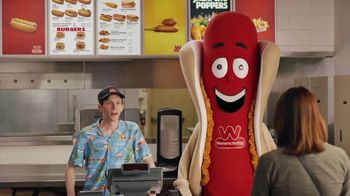 Wienerschnitzel TV Spot, 'Hot Dog from Around the World'