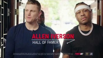 PointsBet TV Spot, 'Are You Ready?: Two Risk Free Bets: $2000' Featuring Allen Iverson