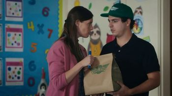Wingstop TV Spot, 'Lunch to Class' - Thumbnail 7