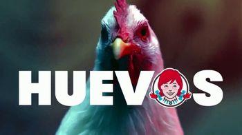 Wendy's TV Spot, 'Elige huevos de verdad' [Spanish]