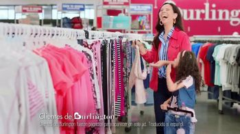 Burlington TV Spot, 'Clientes de Burlington: 60% menos' [Spanish] - Thumbnail 1
