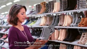 Burlington TV Spot, 'Clientes de Burlington: 60% menos' [Spanish] - Thumbnail 2