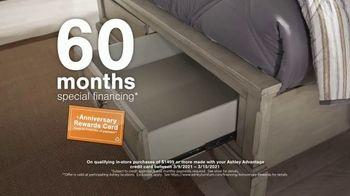 Ashley HomeStore Anniversary Sale TV Spot, 'Up to 25% or Rewards Card' - Thumbnail 6