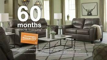 Ashley HomeStore Anniversary Sale TV Spot, 'Up to 25% or Rewards Card' - Thumbnail 8