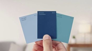 Sherwin-Williams TV Spot, 'Bring Color to Life: Celestial, Commodore and Lakeshore'