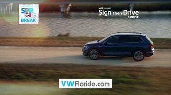 Volkswagen Sign Then Drive Event TV Spot, 'Spring Break: Break Away Financing' [T2] - Thumbnail 8