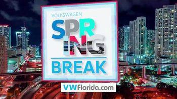 Volkswagen Sign Then Drive Event TV Spot, 'Spring Break: Break Away Financing' [T2] - Thumbnail 2
