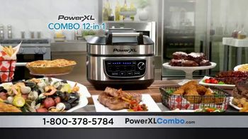 PowerXL Combo 12-in-1 TV Spot, 'Introducing: 30 Day Trial: $14.99'