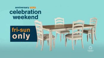 Ashley HomeStore Anniversary Sale Celebration Weekend TV Spot, '20% Storewide: Giveaway' - Thumbnail 5
