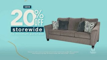 Ashley HomeStore Anniversary Sale Celebration Weekend TV Spot, '20% Storewide: Giveaway' - Thumbnail 3