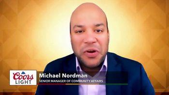 Coors Light TV Spot, 'Annual Donations to Nonprofit Organizations' - Thumbnail 3