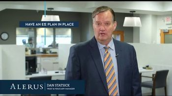 Alerus Financial TV Spot, 'Money Monday: Estate Planning Ideas' - Thumbnail 3