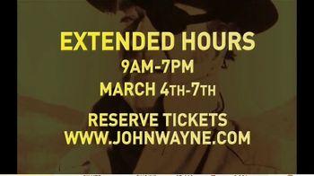 John Wayne Enterprises TV Spot, 'American Rodeo Visitors: Meet & Greet' - Thumbnail 9