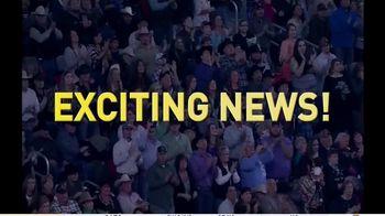 John Wayne Enterprises TV Spot, 'American Rodeo Visitors: Meet & Greet' - Thumbnail 2
