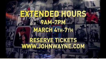 John Wayne Enterprises TV Spot, 'American Rodeo Visitors: Meet & Greet' - Thumbnail 8