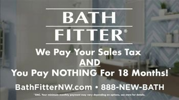Bath Fitter TV Spot, 'Fit Your Style: Pay Nothing for 18 Months' - Thumbnail 10
