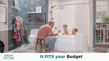 Bath Fitter TV Spot, 'Fit Your Style: Pay Nothing for 18 Months' - Thumbnail 2