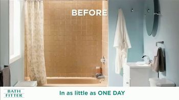 Bath Fitter TV Spot, 'Fit Your Style: Pay Nothing for 18 Months' - Thumbnail 3