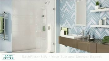 Bath Fitter TV Spot, 'Fit Your Style: Pay Nothing for 18 Months' - Thumbnail 8