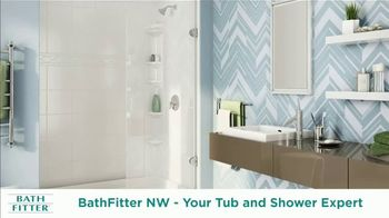 Bath Fitter TV Spot, 'Fit Your Style: Pay Nothing for 18 Months' - Thumbnail 9
