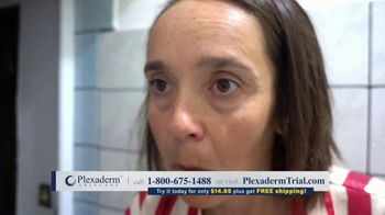 Plexaderm Skincare TV Spot, 'Tired of Looking Tired: $14.95 Trial: Free Shipping' - Thumbnail 1