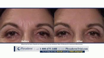 Plexaderm Skincare TV Spot, 'Tired of Looking Tired: $14.95 Trial: Free Shipping' - Thumbnail 6